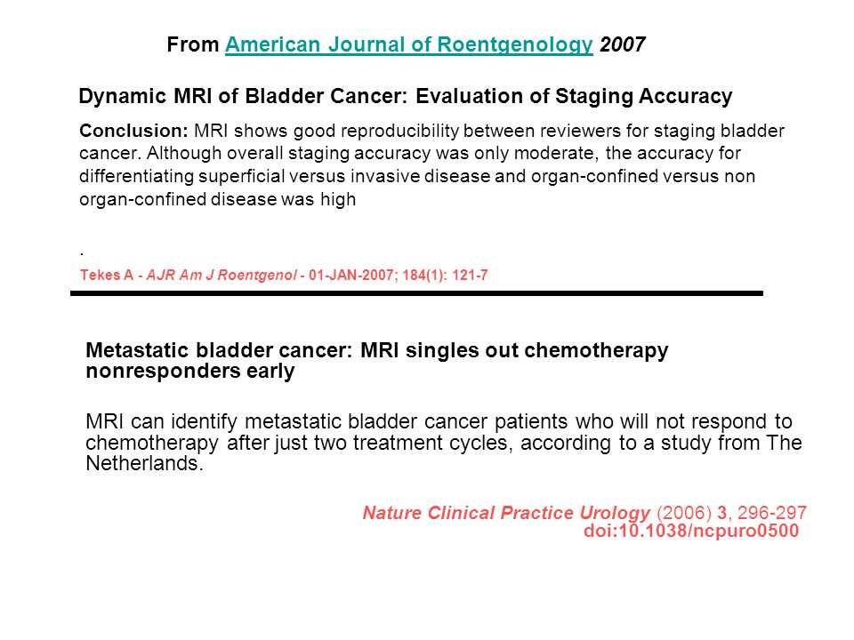 From American Journal of Roentgenology 2007