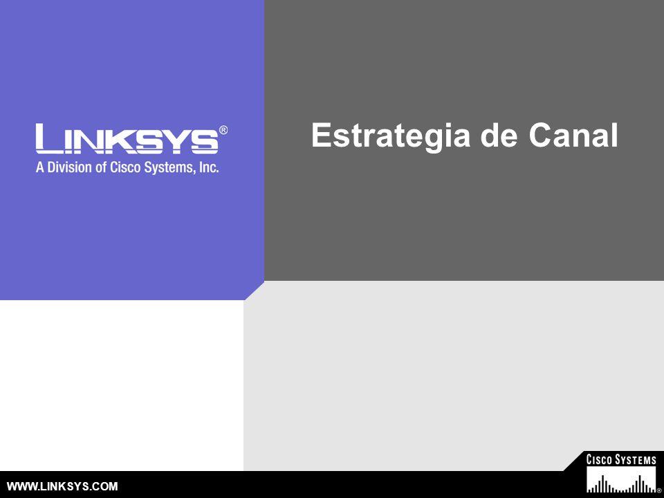 Estrategia de Canal WWW.LINKSYS.COM