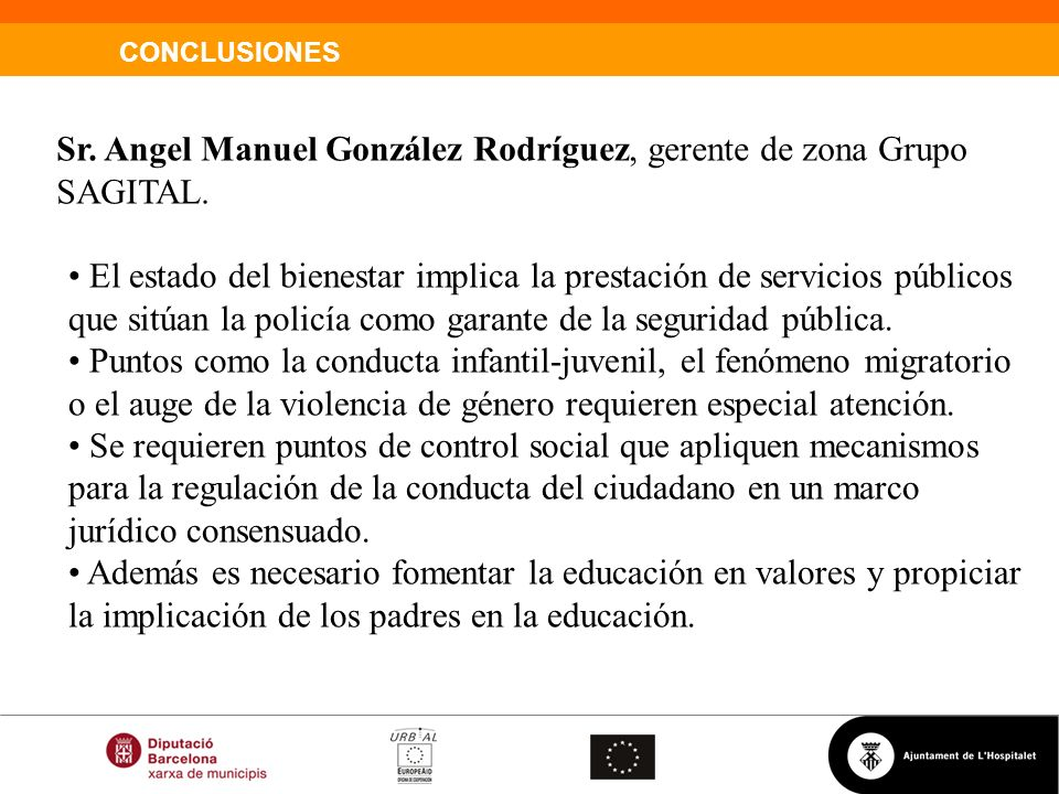 Sr. Angel Manuel González Rodríguez, gerente de zona Grupo SAGITAL.