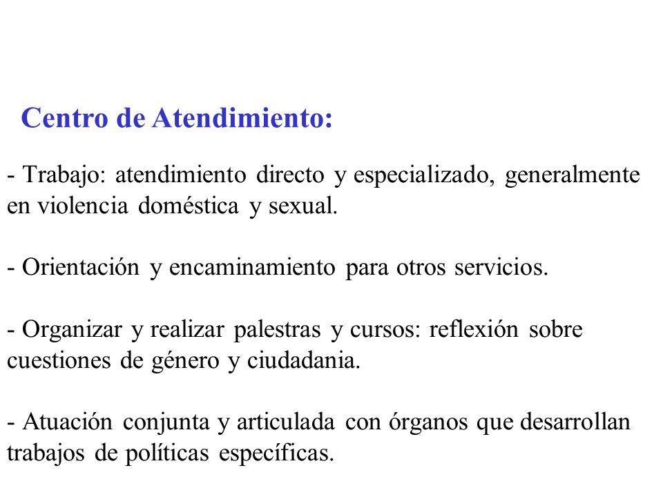 Centro de Atendimiento: