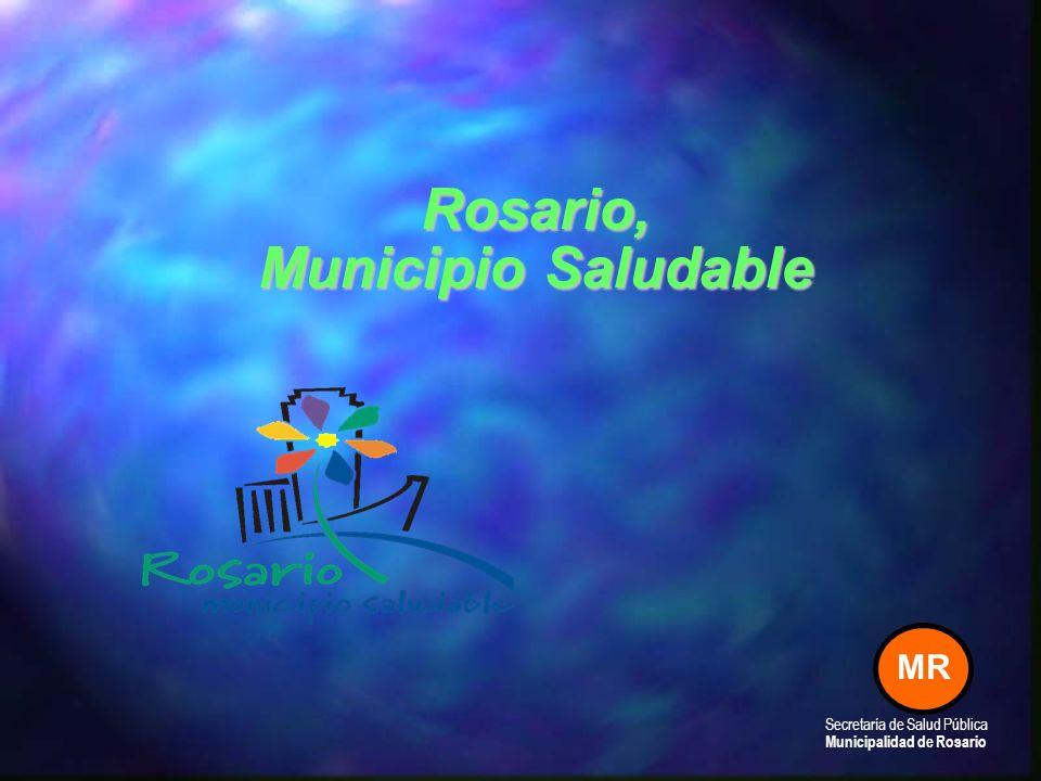 Rosario, Municipio Saludable