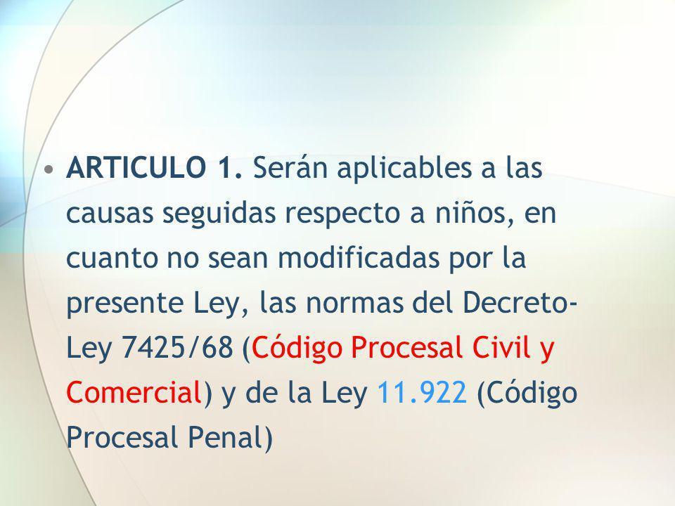 ARTICULO 1.
