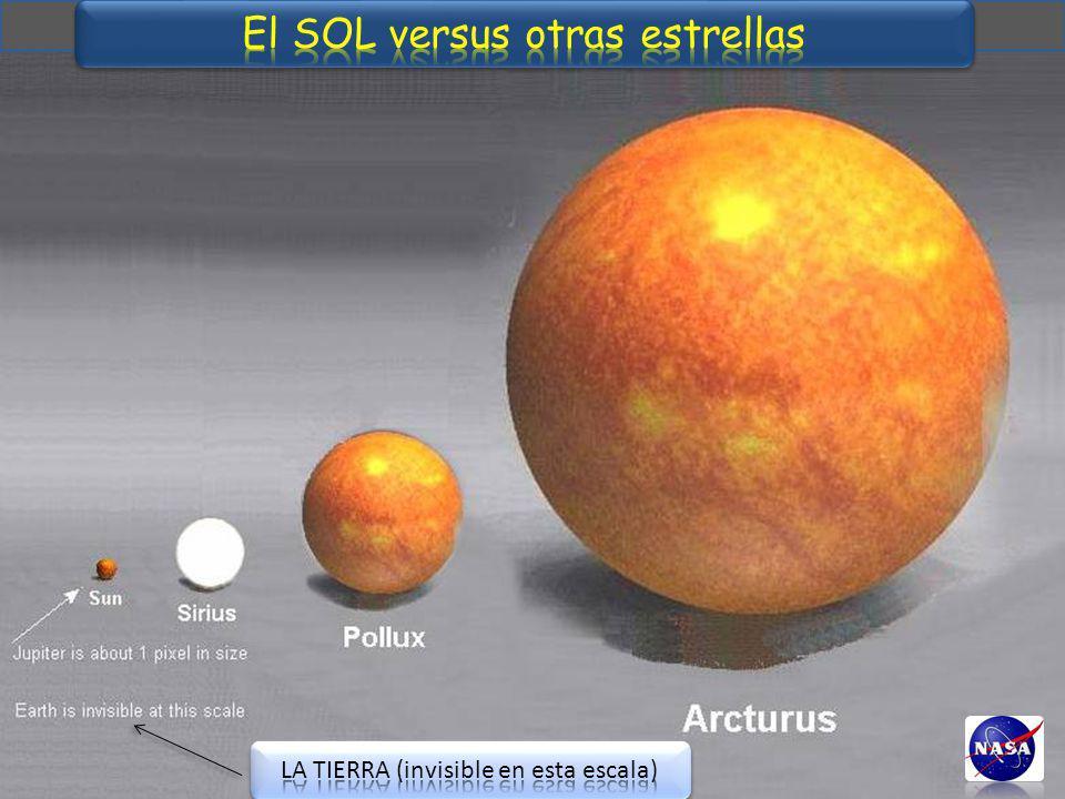 El SOL versus otras estrellas