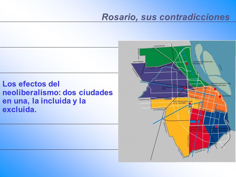 Rosario, sus contradicciones