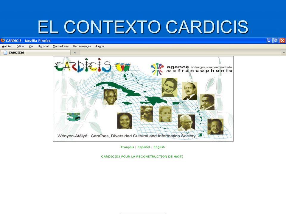 EL CONTEXTO CARDICIS