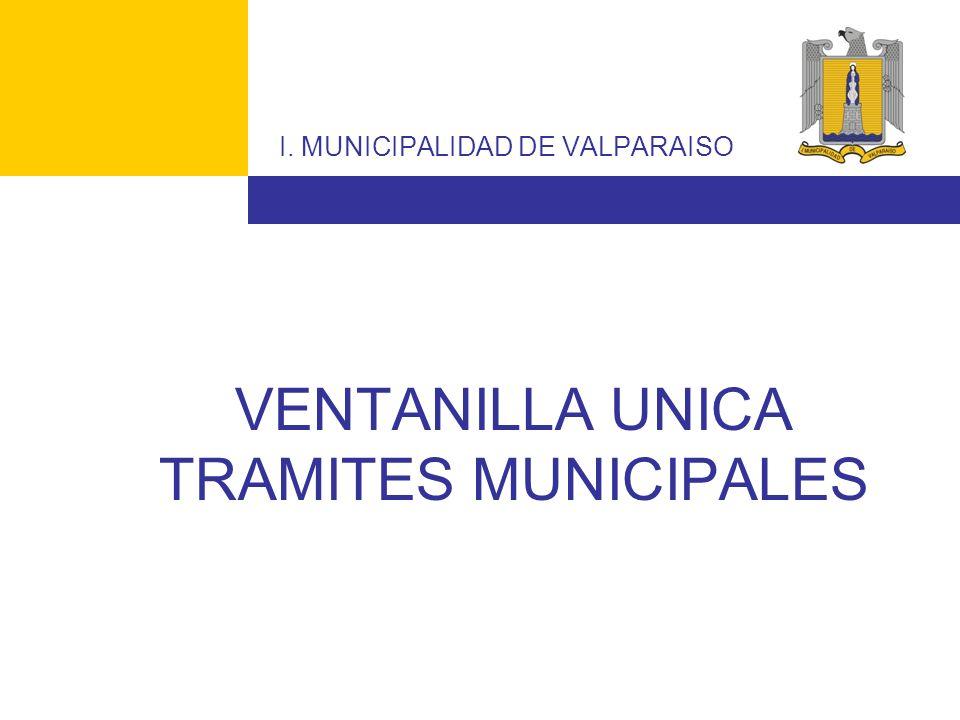VENTANILLA UNICA TRAMITES MUNICIPALES