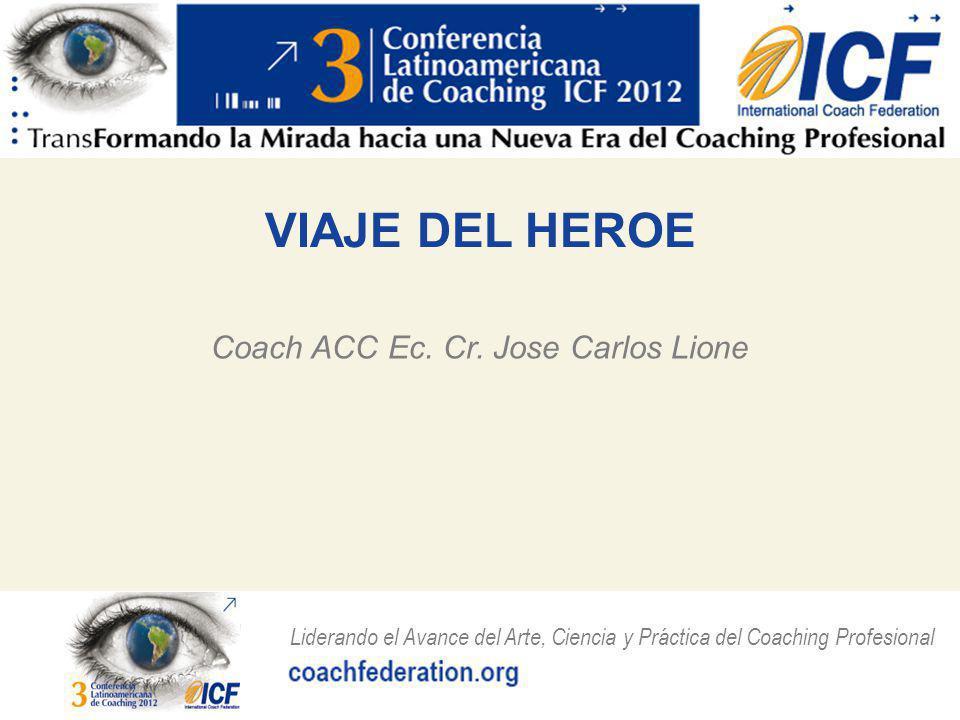 Coach ACC Ec. Cr. Jose Carlos Lione