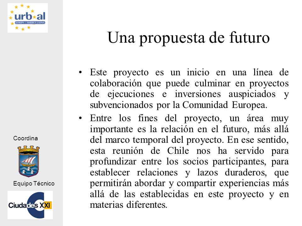 Una propuesta de futuro