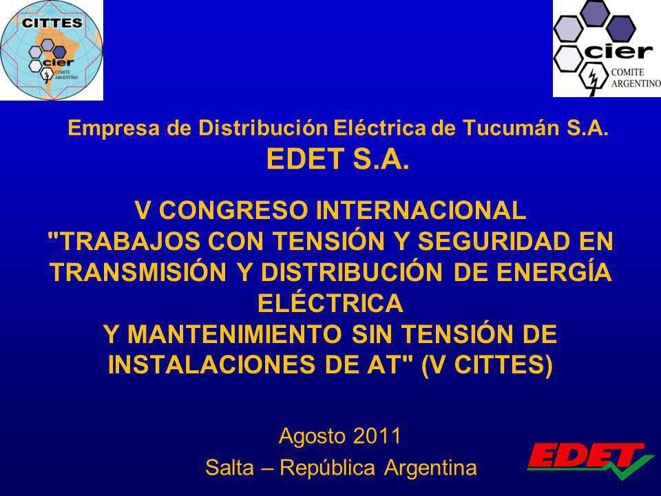 Empresa de Distribución Eléctrica de Tucumán S.A.