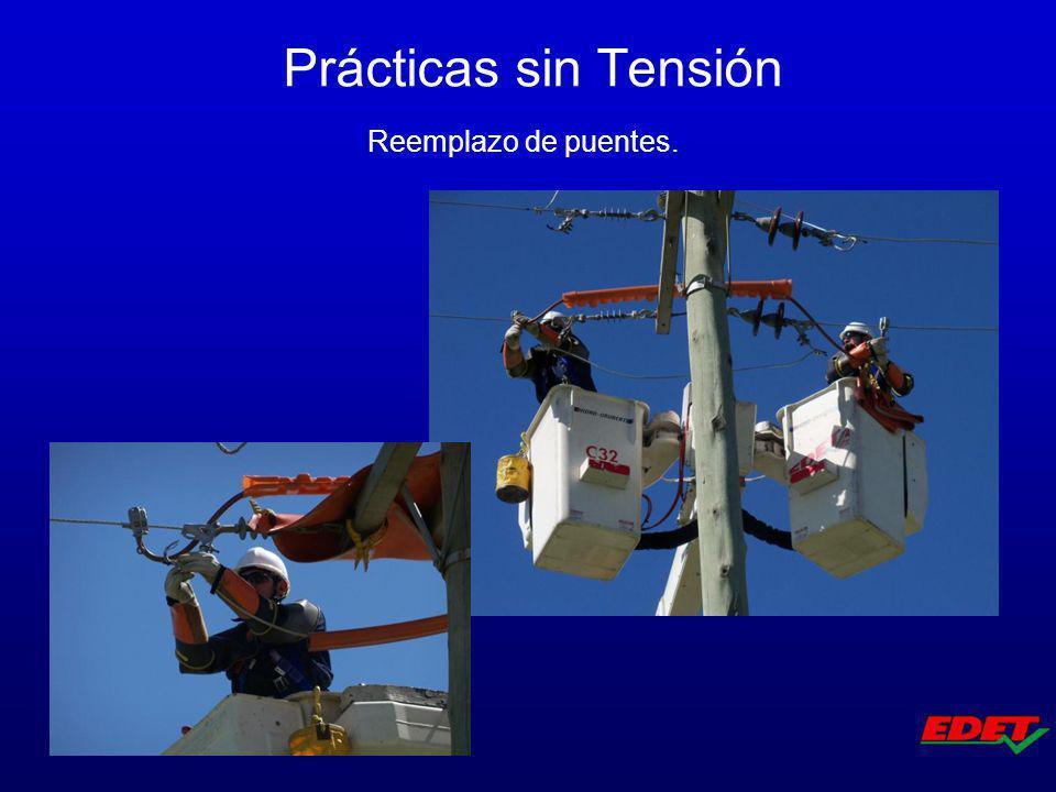 Prácticas sin Tensión Reemplazo de puentes.