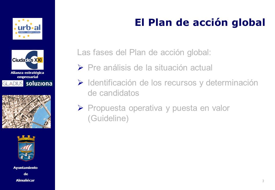 El Plan de acción global