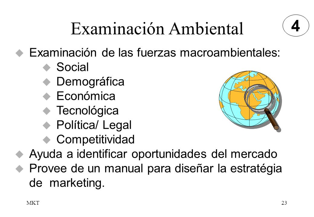 Examinación Ambiental