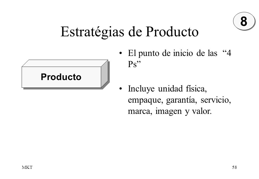 Estratégias de Producto