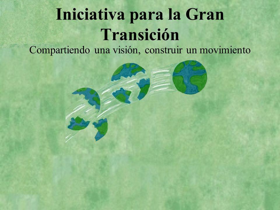 Iniciativa para la Gran Transición