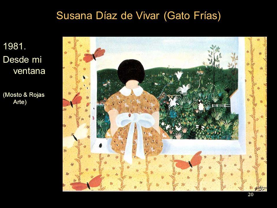 Susana Díaz de Vivar (Gato Frías)