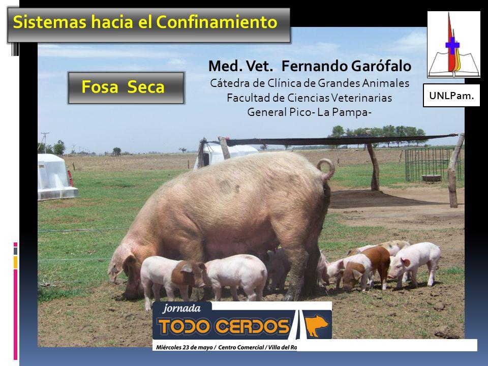 Med. Vet. Fernando Garófalo