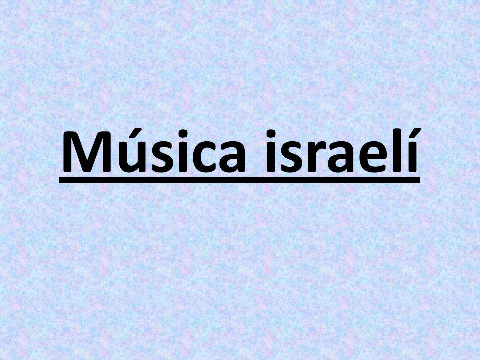 Música israelí