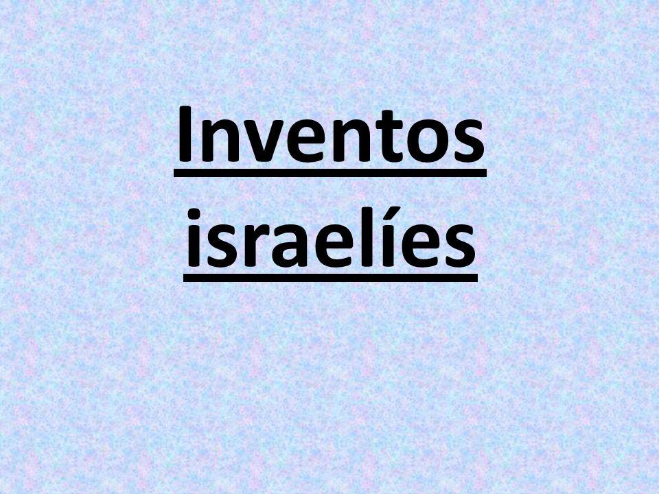 Inventos israelíes
