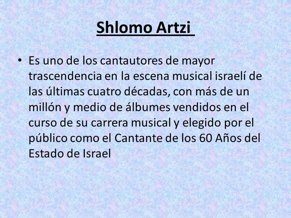 Shlomo Artzi