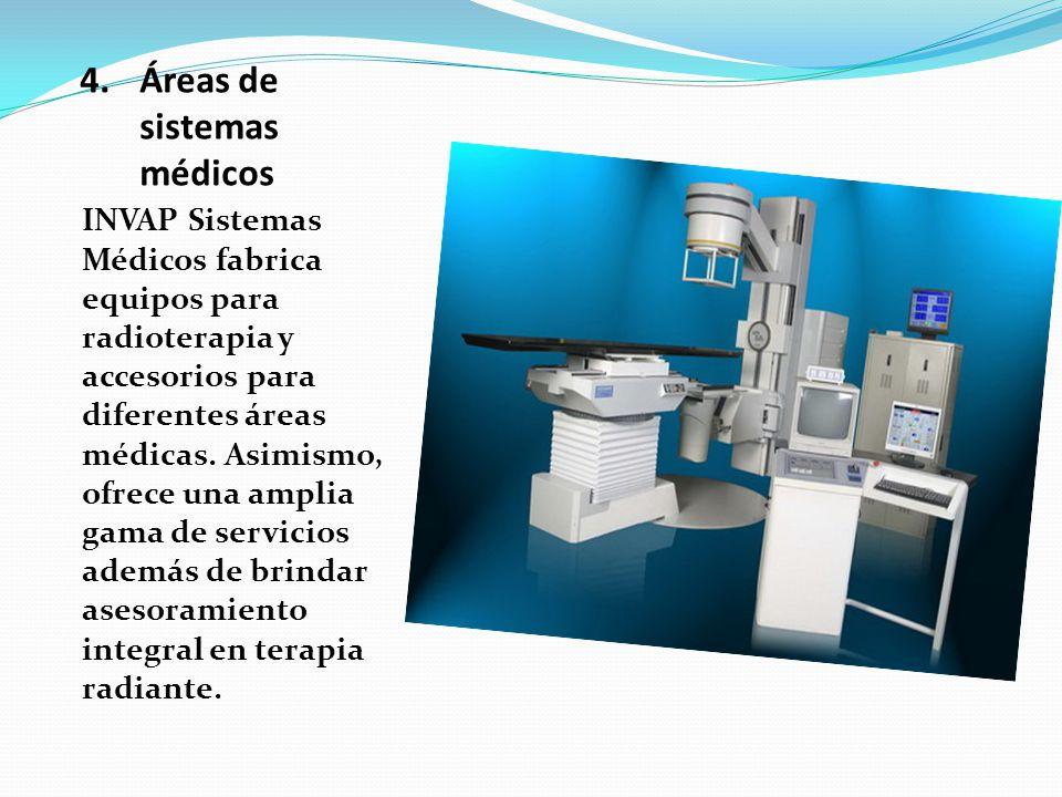 Áreas de sistemas médicos