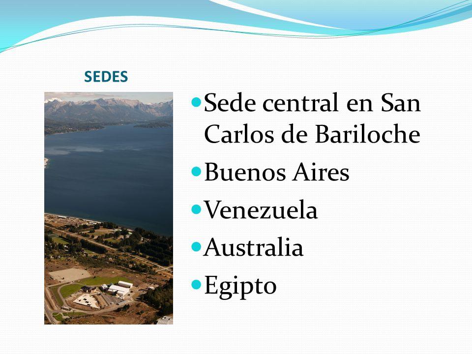 Sede central en San Carlos de Bariloche Buenos Aires Venezuela
