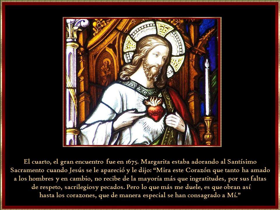 hasta los corazones, que de manera especial se han consagrado a Mí.