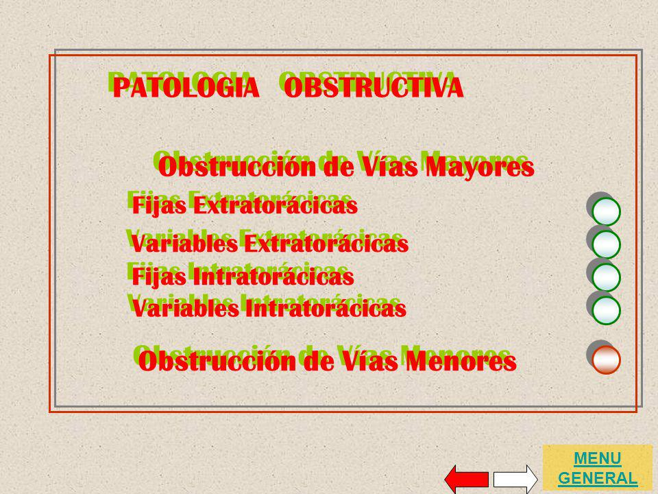 PATOLOGIA OBSTRUCTIVA