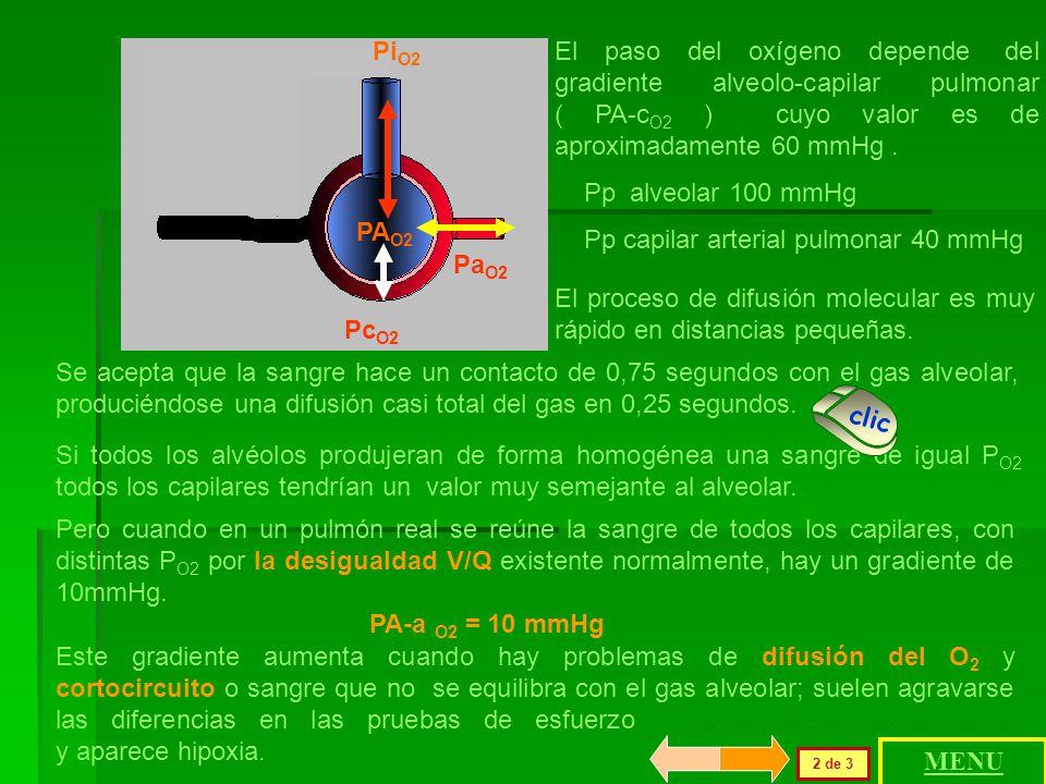 Pp capilar arterial pulmonar 40 mmHg