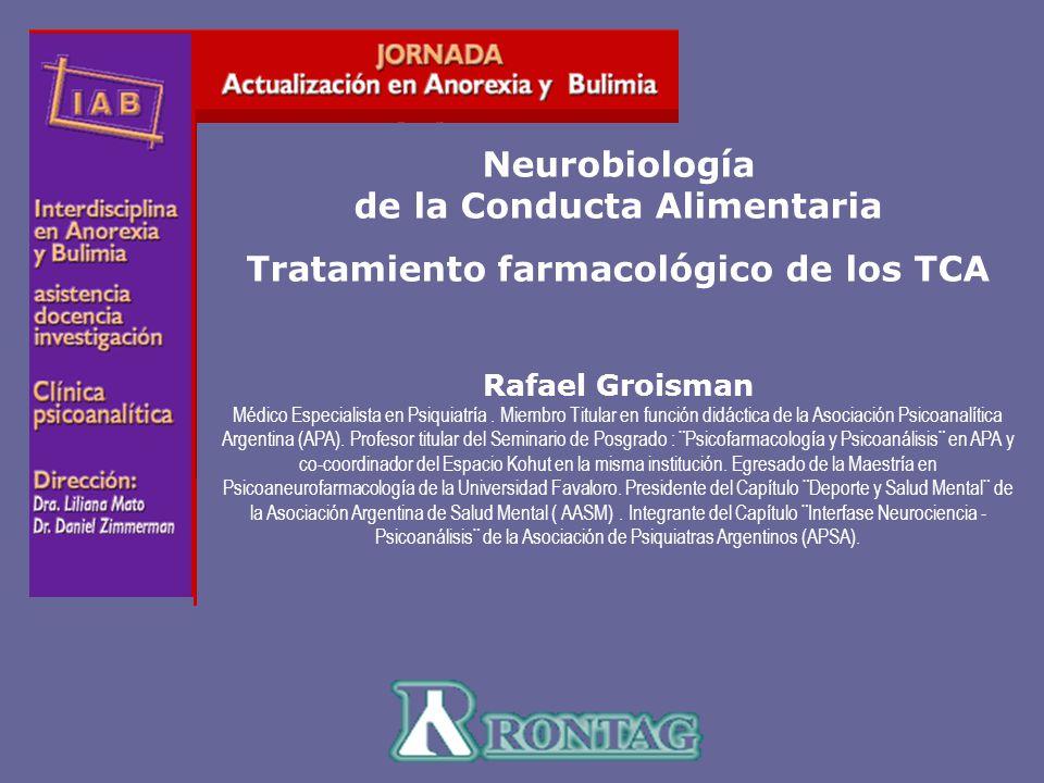 Neurobiología de la Conducta Alimentaria