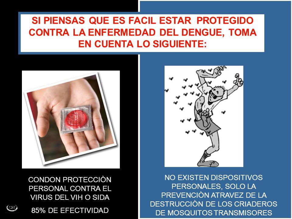 CONDON PROTECCIÒN PERSONAL CONTRA EL VIRUS DEL VIH O SIDA