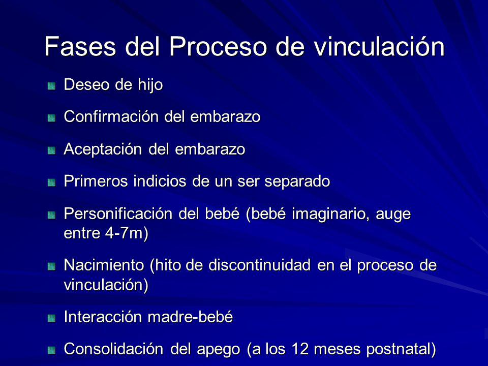 Fases del Proceso de vinculación