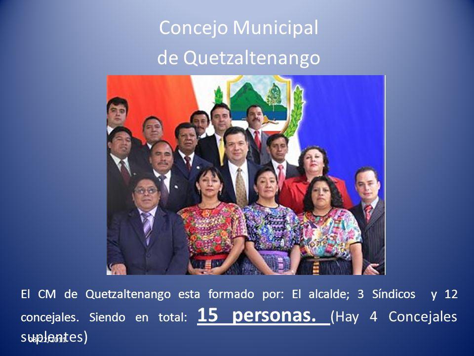 Concejo Municipal de Quetzaltenango