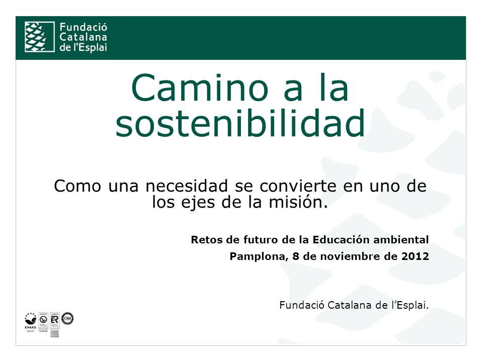 Camino a la sostenibilidad