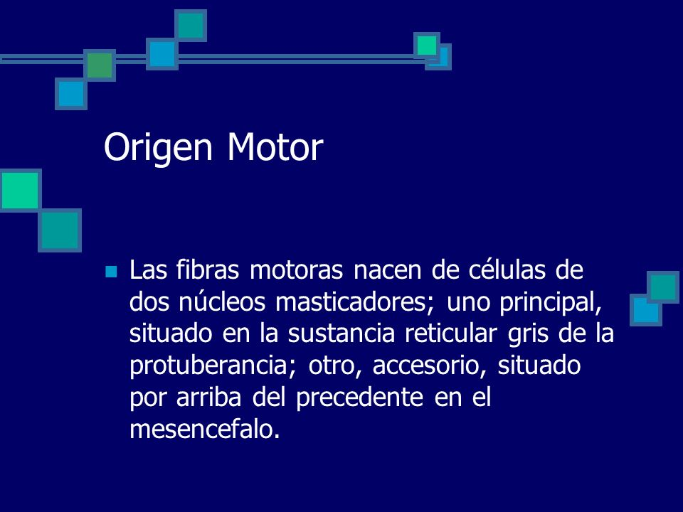 Origen Motor