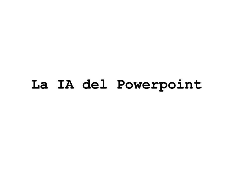 La IA del Powerpoint
