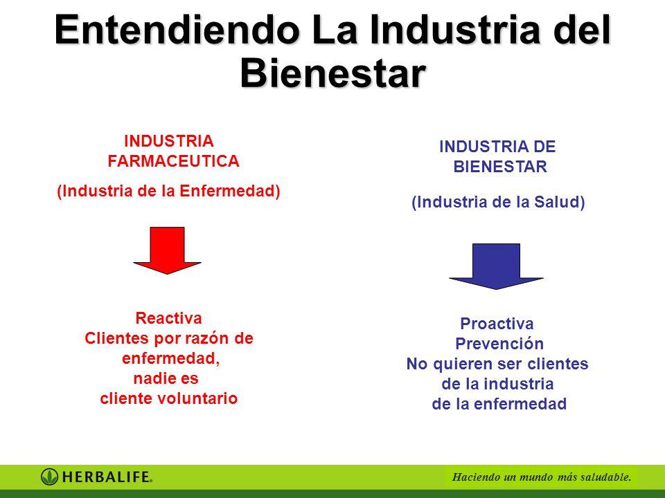 Entendiendo La Industria del Bienestar