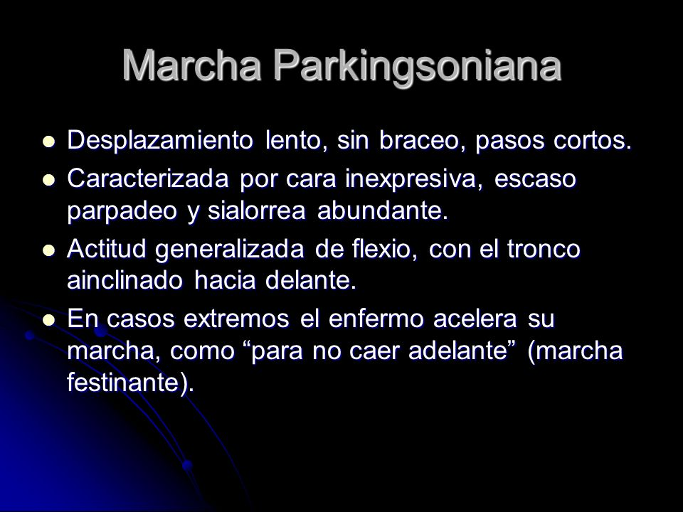 Marcha Parkingsoniana
