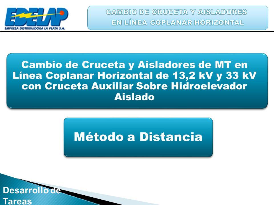 CAMBIO DE CRUCETA Y AISLADORES