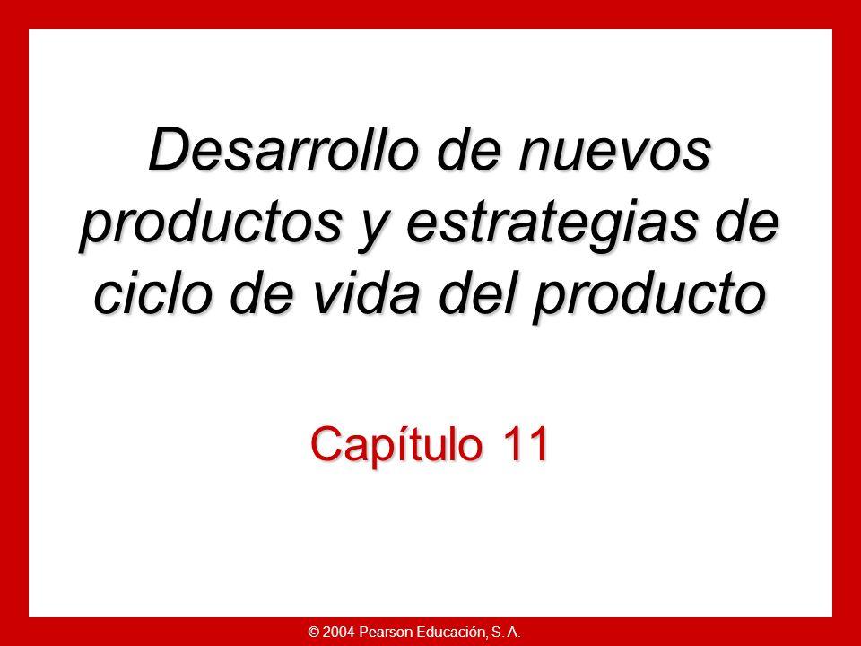 Desarrollo de nuevos productos y estrategias de ciclo de vida del producto