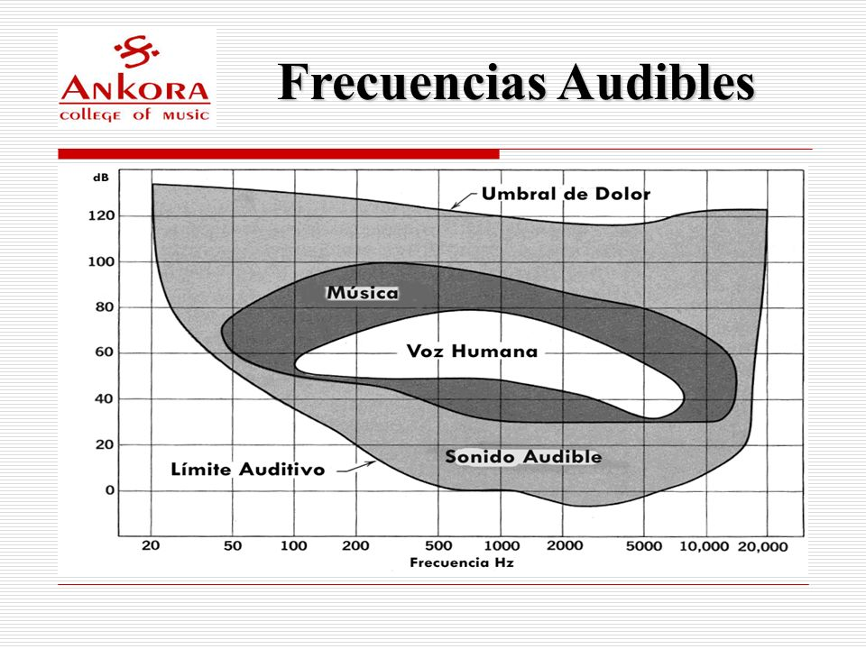 Frecuencias Audibles