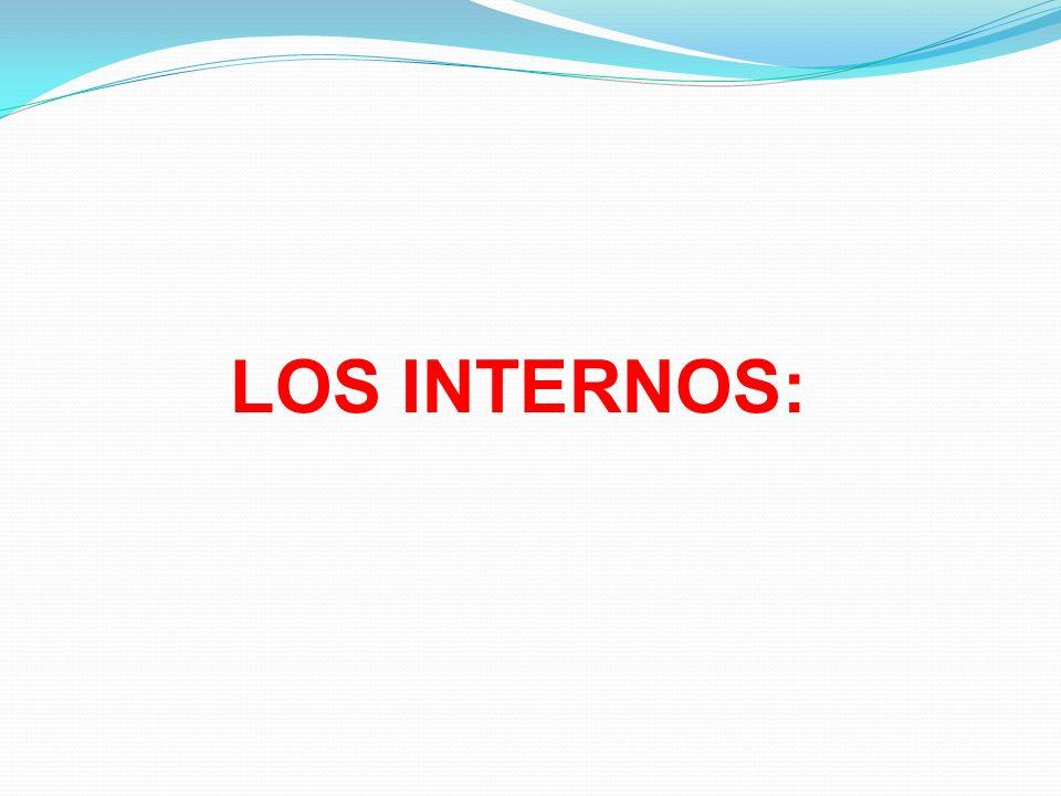 LOS INTERNOS: