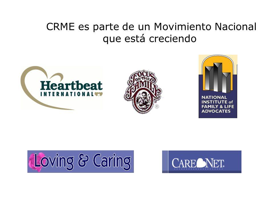 CRME es parte de un Movimiento Nacional que está creciendo