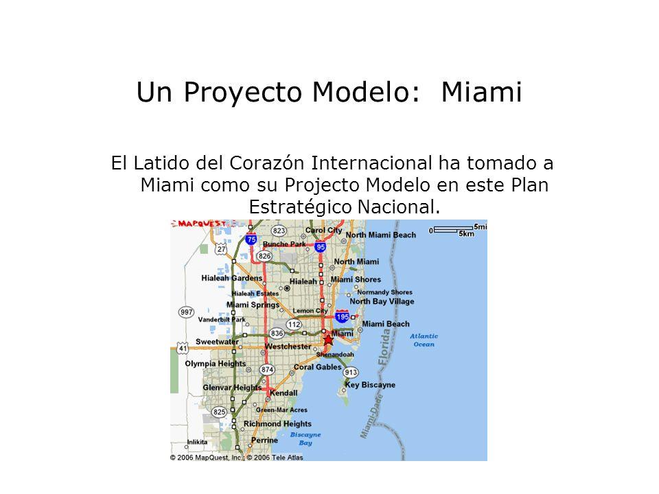 Un Proyecto Modelo: Miami