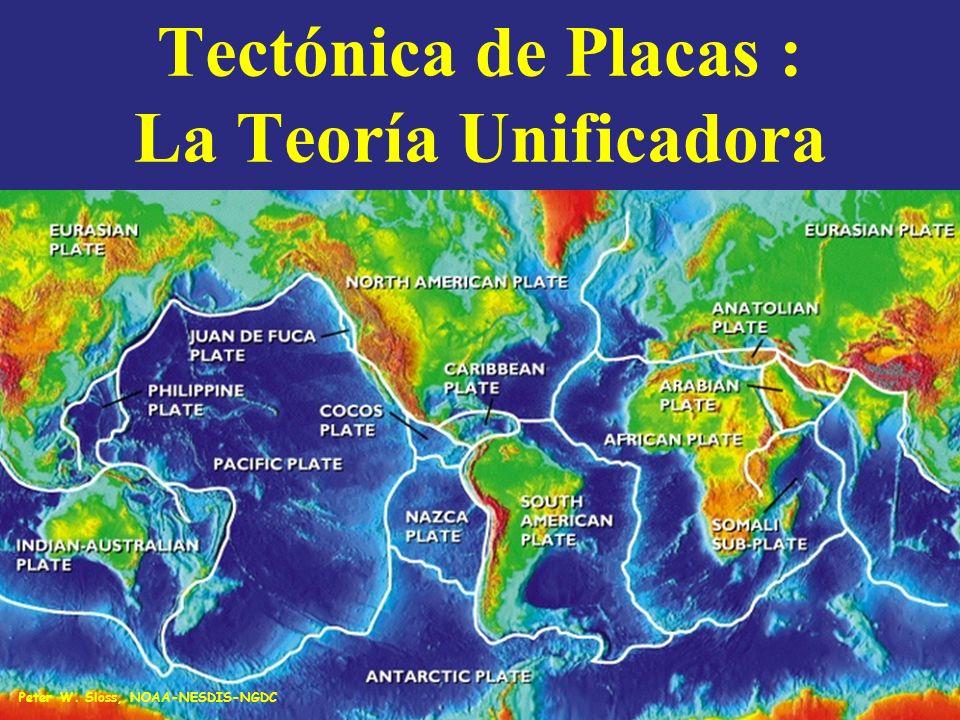 Tectónica de Placas : La Teoría Unificadora