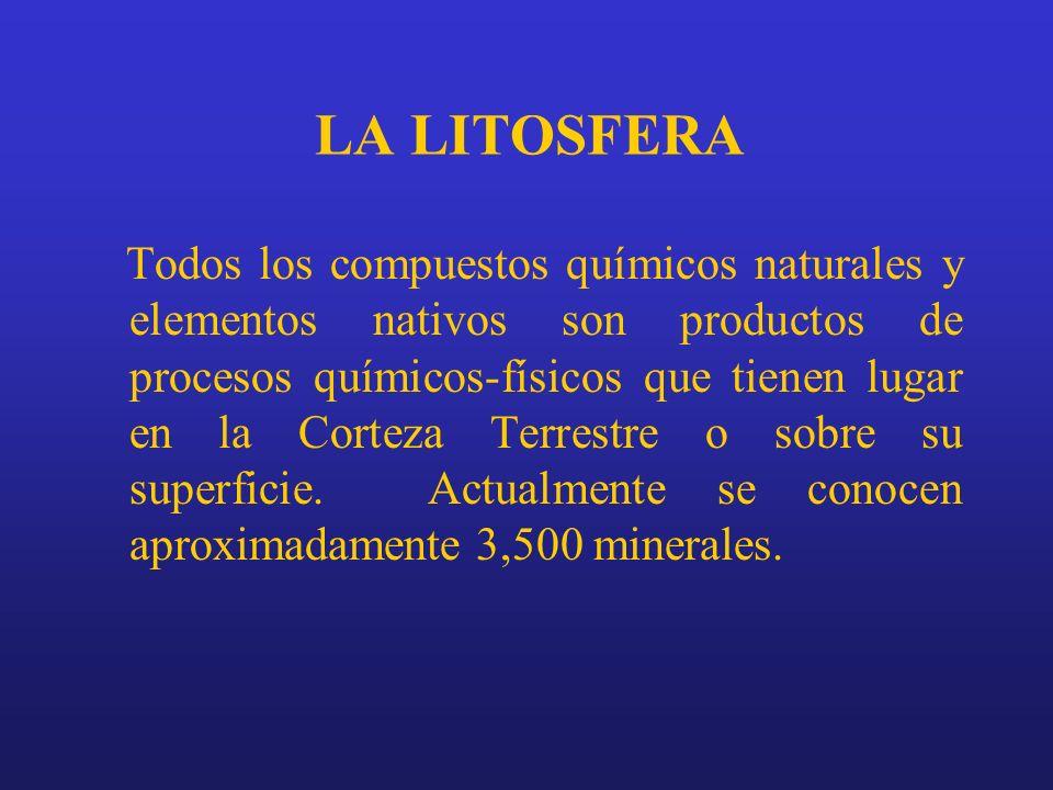 LA LITOSFERA