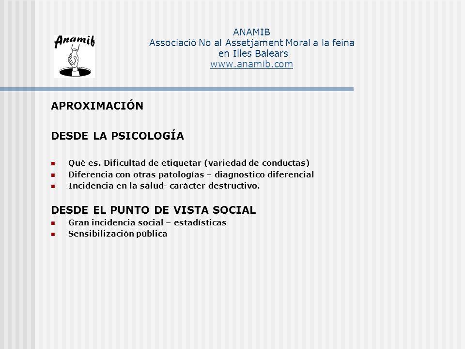 DESDE EL PUNTO DE VISTA SOCIAL
