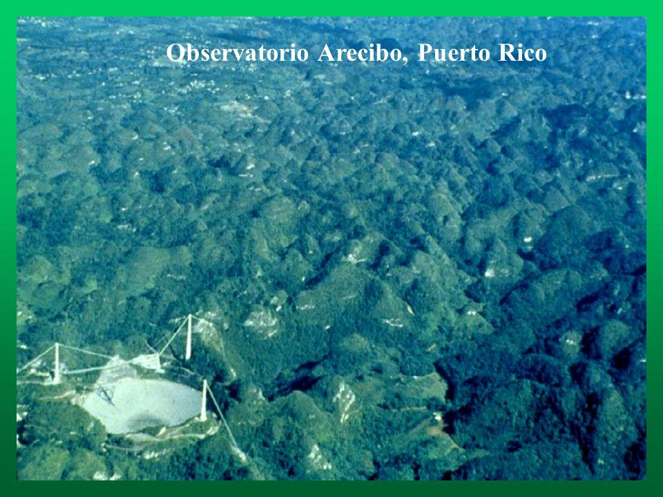 Observatorio Arecibo, Puerto Rico