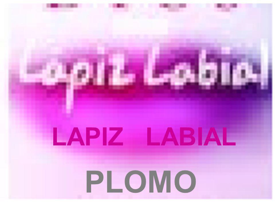 LAPIZ LABIAL PLOMO