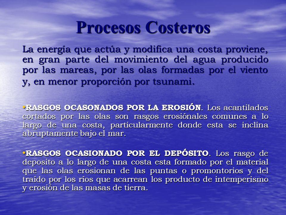 Procesos Costeros