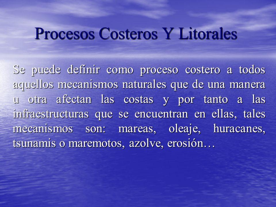 Procesos Costeros Y Litorales